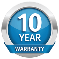 10 Year Warranty on Mowdy Boats