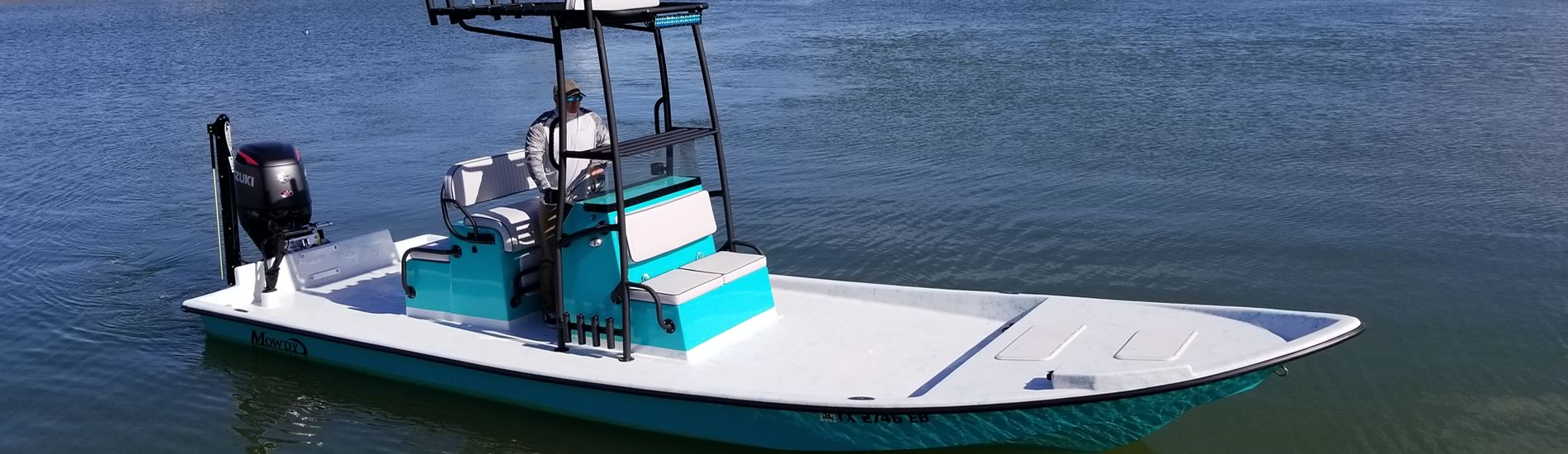 Shallow Water Boats >> Mowdy Boats Shallow Water Offshore Fishing Boats