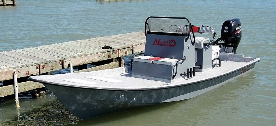Mowdy Boats | Shallow water & Offshore Fishing Boats : 22