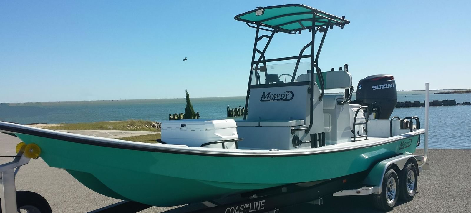 Shallow Water Boats >> Mowdy Boats Shallow Water Offshore Fishing Boats 23 9